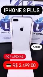 IPhone 8 Plus 64gb / Adiquire o SEU