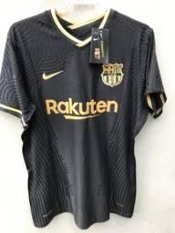 Camisa Barcelona modelo jogador 20/21