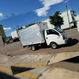 Mudança Frete Caminhão Baú HR por grande Goiânia e Interiores etc
