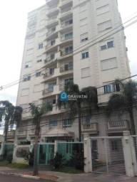 Apartamento com 3 dormitórios para alugar, 83 m² por R$ 3.300/mês - Centro - Gravataí/RS