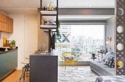 Apartamento à venda com 1 dormitórios em Perdizes, São paulo cod:AP2477_RXIMOV