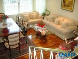 Casa à venda com 3 dormitórios em Pompéia, São paulo cod:283203