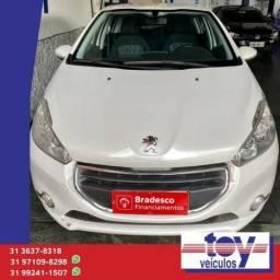 Peugeot 208 6000 + 48X998,00 Financio para autônomo