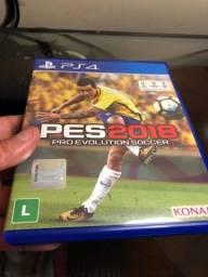 PES 2018 (Playstation 4) - usado