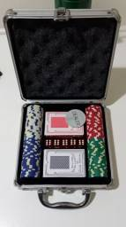 Maleta de poker usada
