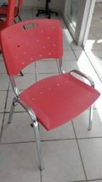 Cadeira cromada tenho 4 unidades