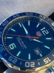 Título do anúncio: Relógio Tag Heuer Formula 1 Waz1010 Leia O Anúncio