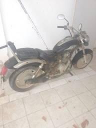 Título do anúncio: Moto Dayun 2008 , 150 , valor,: 2000.00.aceito proposta .