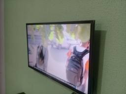 Esmat tv 32 na garantia ainda só 4 mês de uso