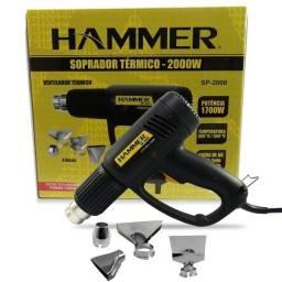 Soprador Térmico Hammer 2000W com 4 Bicos Gysp2000 220v