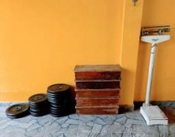 Anilhas de musculação