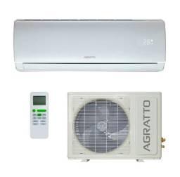 Título do anúncio: Ar Condicionado Split HW Agratto Eco 18.000 BTUs Só Frio 220V
