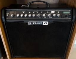 Amplificador De Guitarra Line 6 Spider Iv 75 - Super Oferta