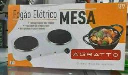 Fogão elétrico de mesa agrato