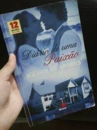 4 livros de Nicholas sparks