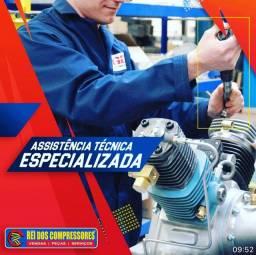 Conserto de compressores ar (Rei Dos Compressores)