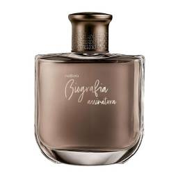 Perfume Natura Biografia Assinatura Masculino