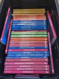 Livros Medicina (Coleção completa)