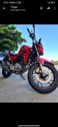 Moto Honda twister 2016 pura