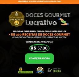 Doces Gourmet Lucrativos
