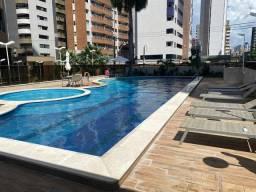 Apartamento para venda possui 115 metros quadrados com 3 quartos em Mucuripe - Fortaleza -