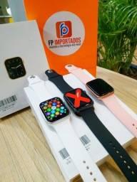 Relógio Inteligente Smartwatch Iwo 14 W66 troca Foto Original