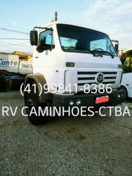 Caminhão VW Worker 15.180 Reduzido MWM Ano 2004