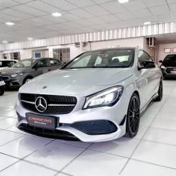 Mercedes-benz CLA 250 SPORT 4M 2.0 - 2017 Opic.. A45 AMG