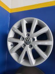 "Rodas aro 16"" originais do jetta semi novas"