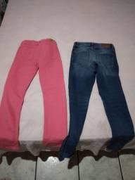 Calça jeans 15 reais cada