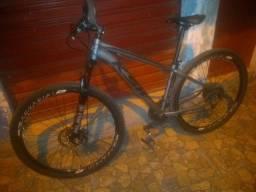 Bicicleta aro 29 ksw peças gts
