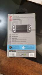Película de vidro temperado - Nintendo Switch Lite