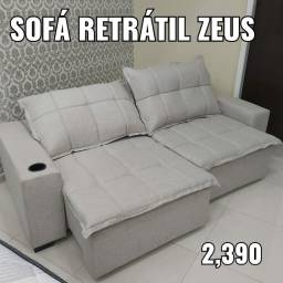 Sofá retrátil Zeus