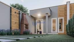 Casa com 2 dormitórios à venda, 64 m² por R$ 168.000 - Guagiru - Caucaia/CE