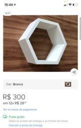 nichos hexagonal