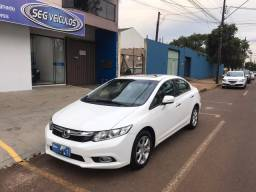 Honda Civic Exs 1.8 Aut Flex 2012