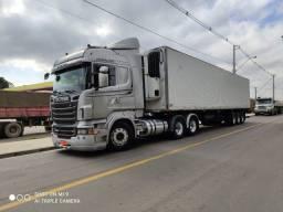 Título do anúncio: Scania 480 6x2 c/ retard