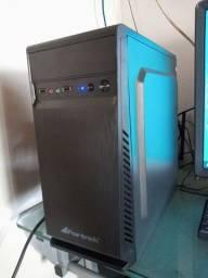Desktop Intel Core I3 2100/3.10 Ghz, 4gb, SSD 120gb + NF<br>