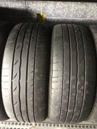 04 pneus 205/55/16 Ótimo estado
