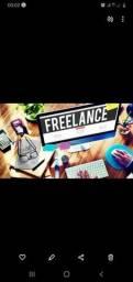 Ofereço meus serviços como FREELANCE