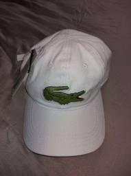 Boné Lacoste Big Croc
