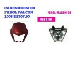 Farol e Carenagem do farol de Falcon barato 2008