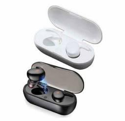 Fone de Ouvido Bluetooth Y30 Bateria de 6 horas