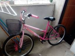 Bicicleta com documento