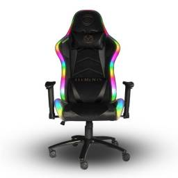 Cadeira Gamer, Elements Lux, Rgb