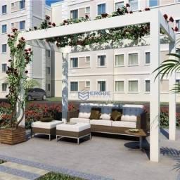 Apartamento com 2 dormitórios à venda, 41 m² por R$ 155.000,00 - Messejana - Fortaleza/CE