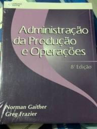 Livro administração da produção e operações
