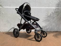 Carrinho de Bebê UPPAbaby Vista - Black Carbon
