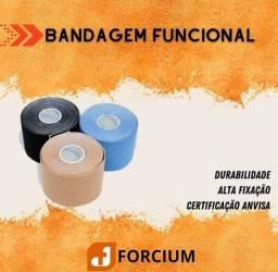 Kinésio Tape - Bandagem Funcional