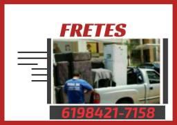 Frete Águas Claras Asa Norte Riacho Fundo Cruzeiro Asa Sul Núcleo Bandeirante Taguatinga